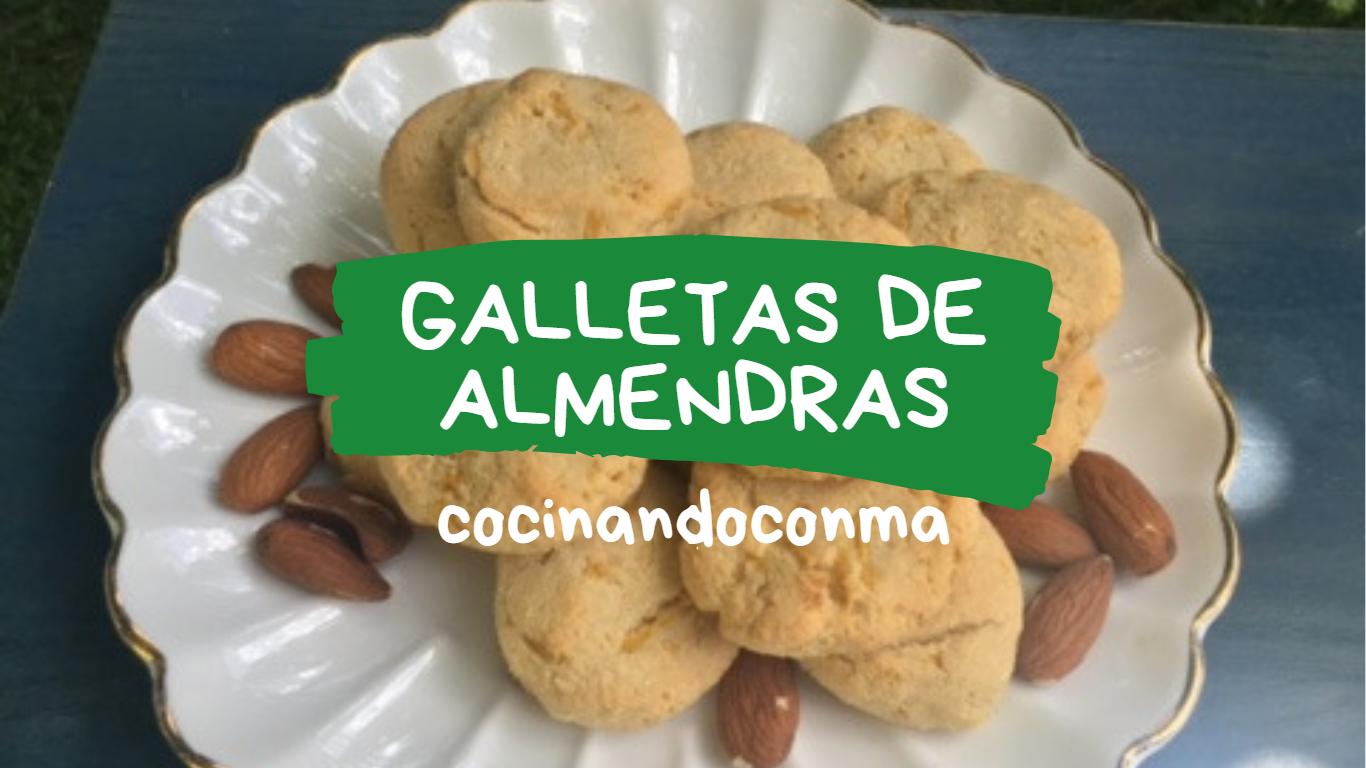 Galletas Keto de avellanas coco y limon