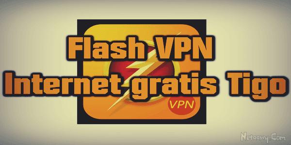 تطبيق-FlashVPN