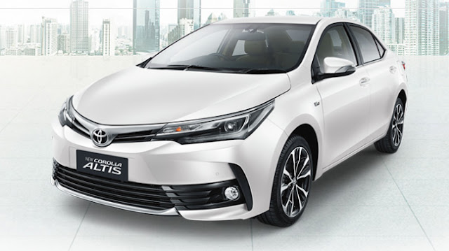 Toyota All-New-Corolla-Altis 2017