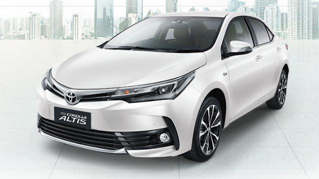 Toyota All-New-Corolla-Altis 2017