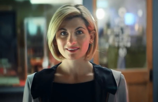 First look - Doctor Who Series 11 - Jodie Whittaker, new sonic screwdriver