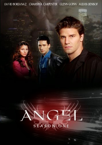 Llamastrangler's Big TV and Film Blog: Angel Index