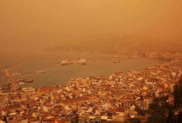 Οι επιπτώσεις της αφρικανικής σκόνης στην υγεία