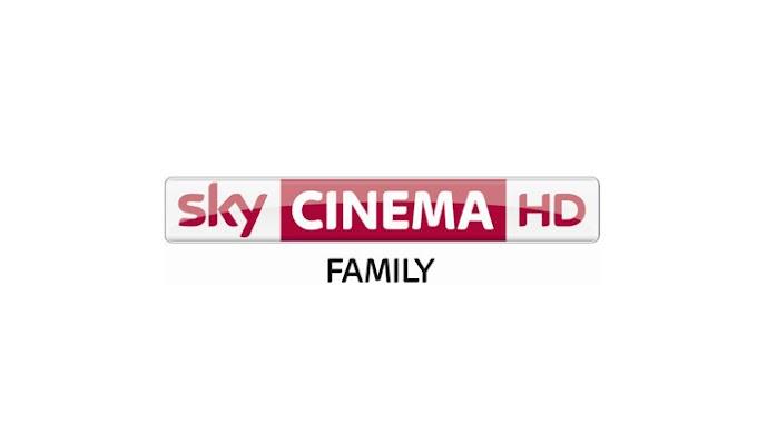 Sky Cinema Family HD Germany - Astra Frequency
