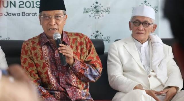 Soal Radikalisme, Kiai Said : Usir Ideologinya dari Indonesia, Orangnya Masuk NU