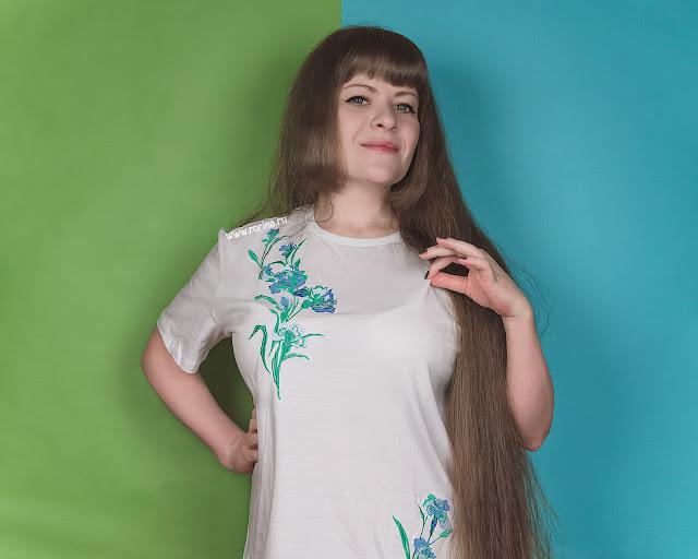 футболка с вышивкой Faberlic: отзывы с фото