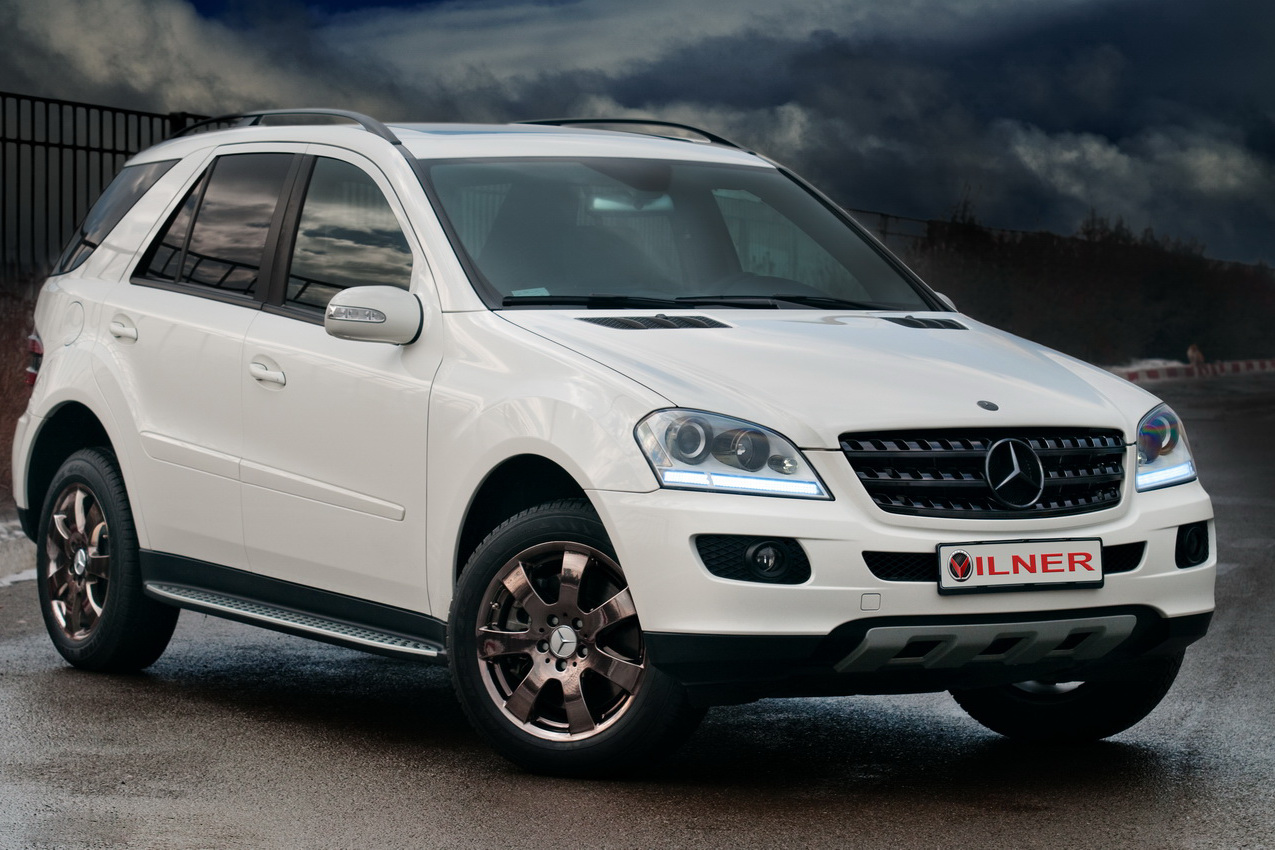 mercedes benz ml350 vilner w164 benztuning. Black Bedroom Furniture Sets. Home Design Ideas