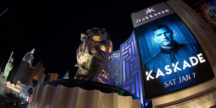 DJ・カスケード(Kaskade)はラスベガスの高級ナイトクラブと契約して高収入を得ている
