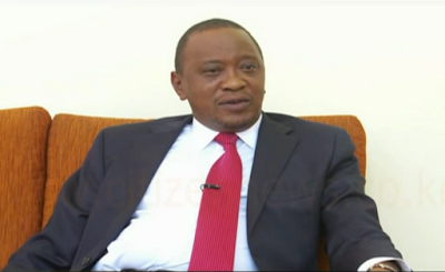 Kenyatta issued a proposal of talks over the IEBC debate reforms.
