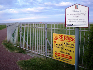 Putting Green in Gorleston-on-Sea