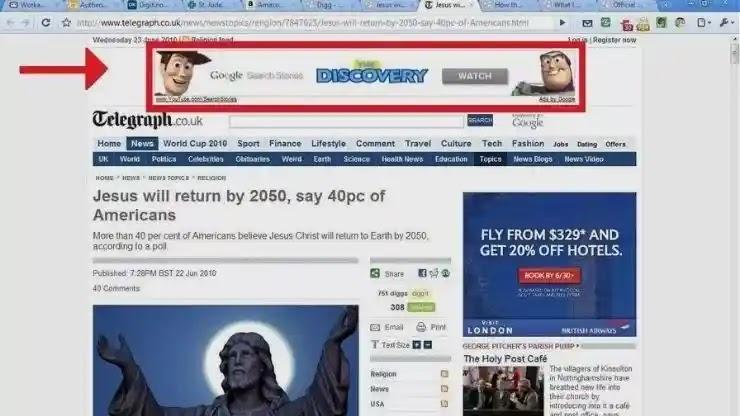 Advertising Make Money Blogging