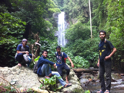 air terjun way kalam kalianda