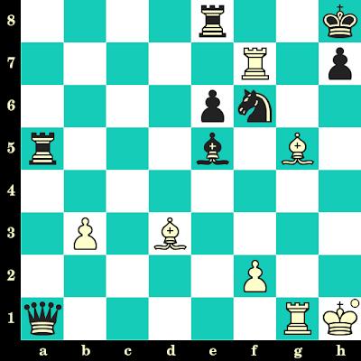 Les Blancs jouent et matent en 2 coups - Avital Boruchovsky vs Vjacheslav Weetik, Internet, 2020