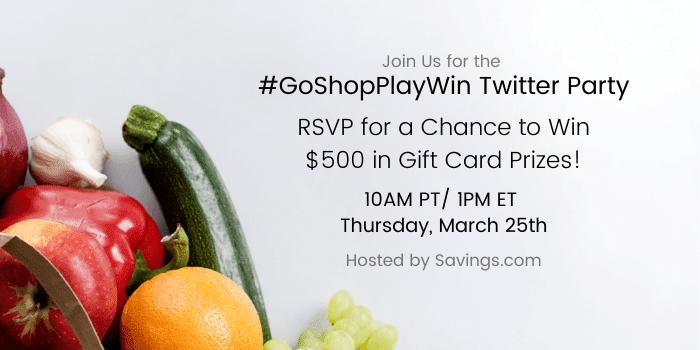#GoShopPlayWin Monopoly Twitter Party