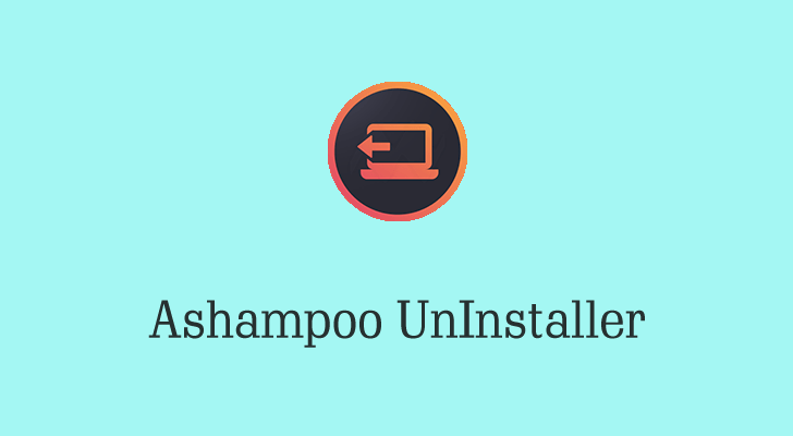 Ashampoo UnInstaller 8 00 12 Full Crack