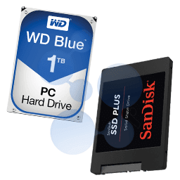 HDD 3.5 1TB WD 7200RPM 64 MB SATA3 WD10EZEX