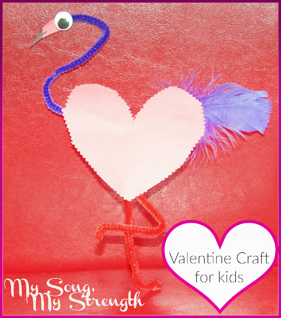 easy valentines day craft for kids makobi scribe - 567×640
