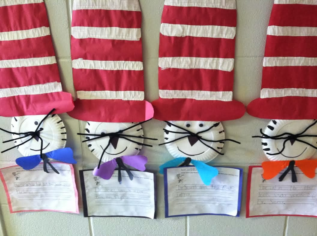 Fair Elementary The Cat In The Hat Activities