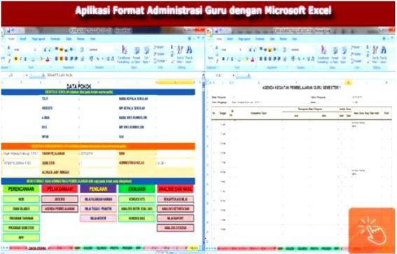Download Aplikasi Format Administrasi Guru Terupdate 2017