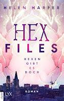 Hex Files. Hexen gibt es doch - Helen Harper