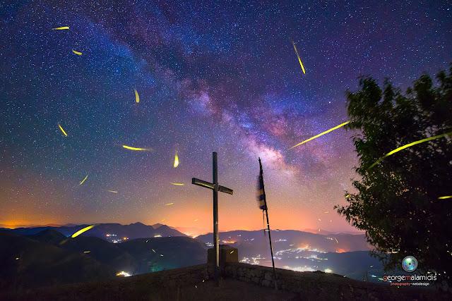 Οι ... νεράιδες του Προφήτη Ηλία Πλαισίου