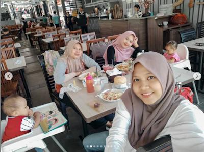 Restoran Cimory On The Valley Semarang
