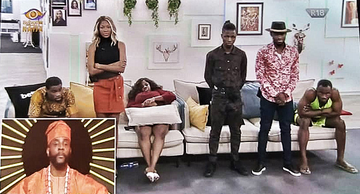 Bbnaijalockdown: Here's The Last HOH And First BBNaija Finalist