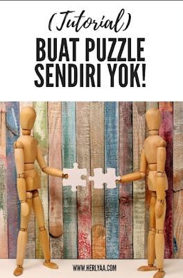 Buat puzzle sendiri