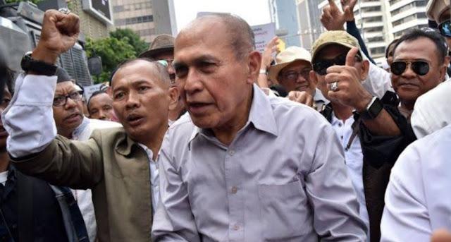 Ternyata Sopir Pribadi Kivlan Zen Komplotan 6 Tersangka Kerusuhan 22 Mei