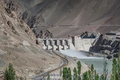 sindhu river dam