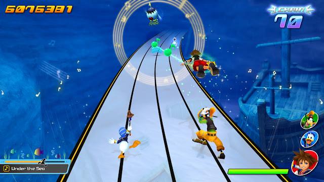 Imagem do Kingdom Hearts: Melody of Memory