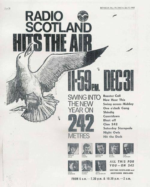 Shortwave Central: The Radio Broadcasting Scene in Scotland