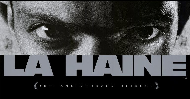 1995 Movie Posters: FOOL'S VIEWS With Dr. AC: HATE (aka LA HAINE) (1995) Movie