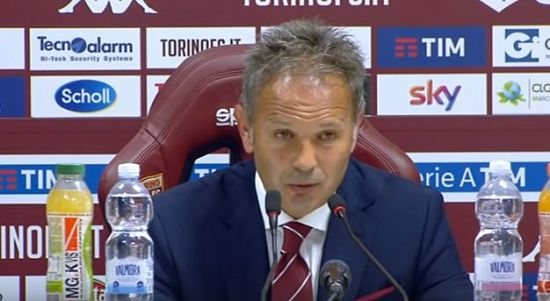 Conferenza stampa Mihajlovic, il mister granata parla del mercato, degli obiettivi stagionali, degli infortunati e dell' Atalanta