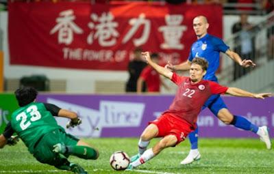 مشاهدة مباراة البحرين وهونج كونج بث مباشر اليوم 14-11-2019 في تصفيات كأس امم آسيا