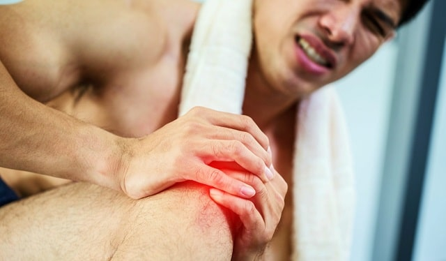 how to prevent joint pain from working out
