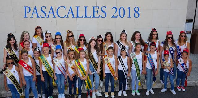 PASACALLES 2018
