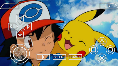 Pokémon Ppsspp