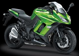 Gambar harga motor sport Kawasaki ninja 1000