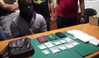 Video: Authorities nabs two Igbo men for drug tafficking in Thailand
