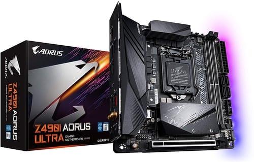 Review GIGABYTE Z490I AORUS Ultra Motherboard