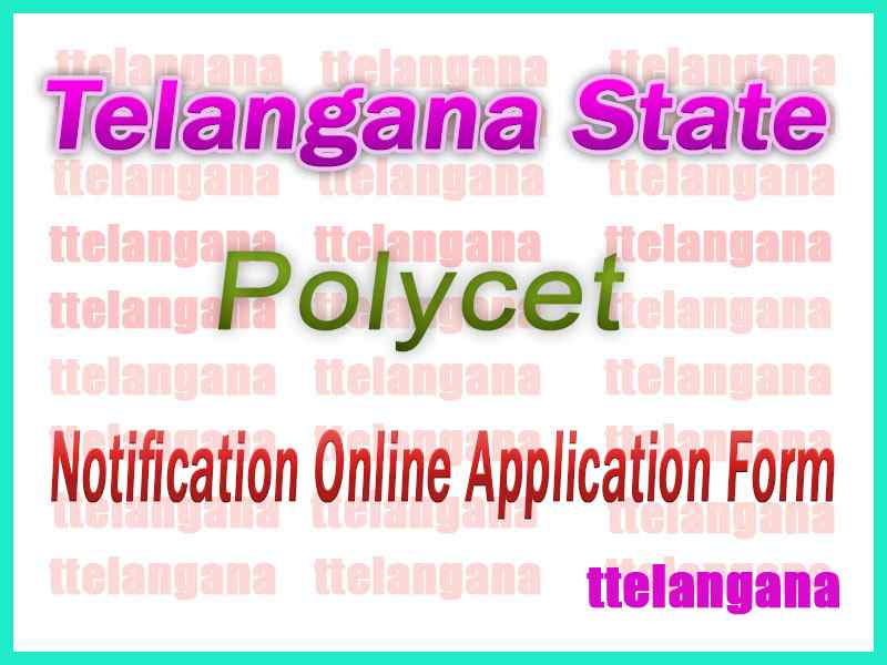 TS POLYCET CEEP Notification Online Application Form