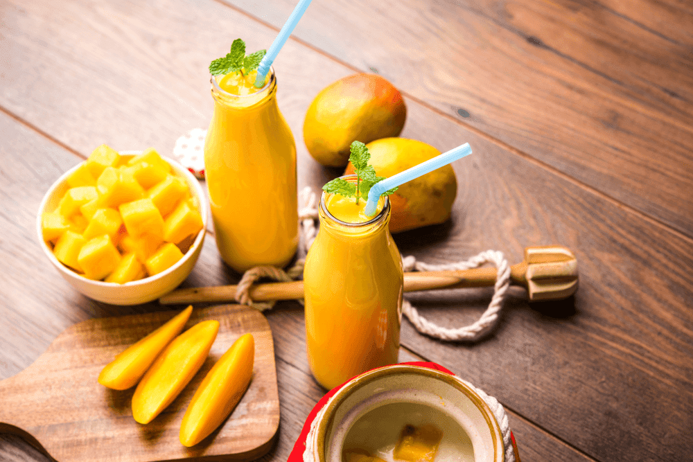 Benefits Of Mango Shake