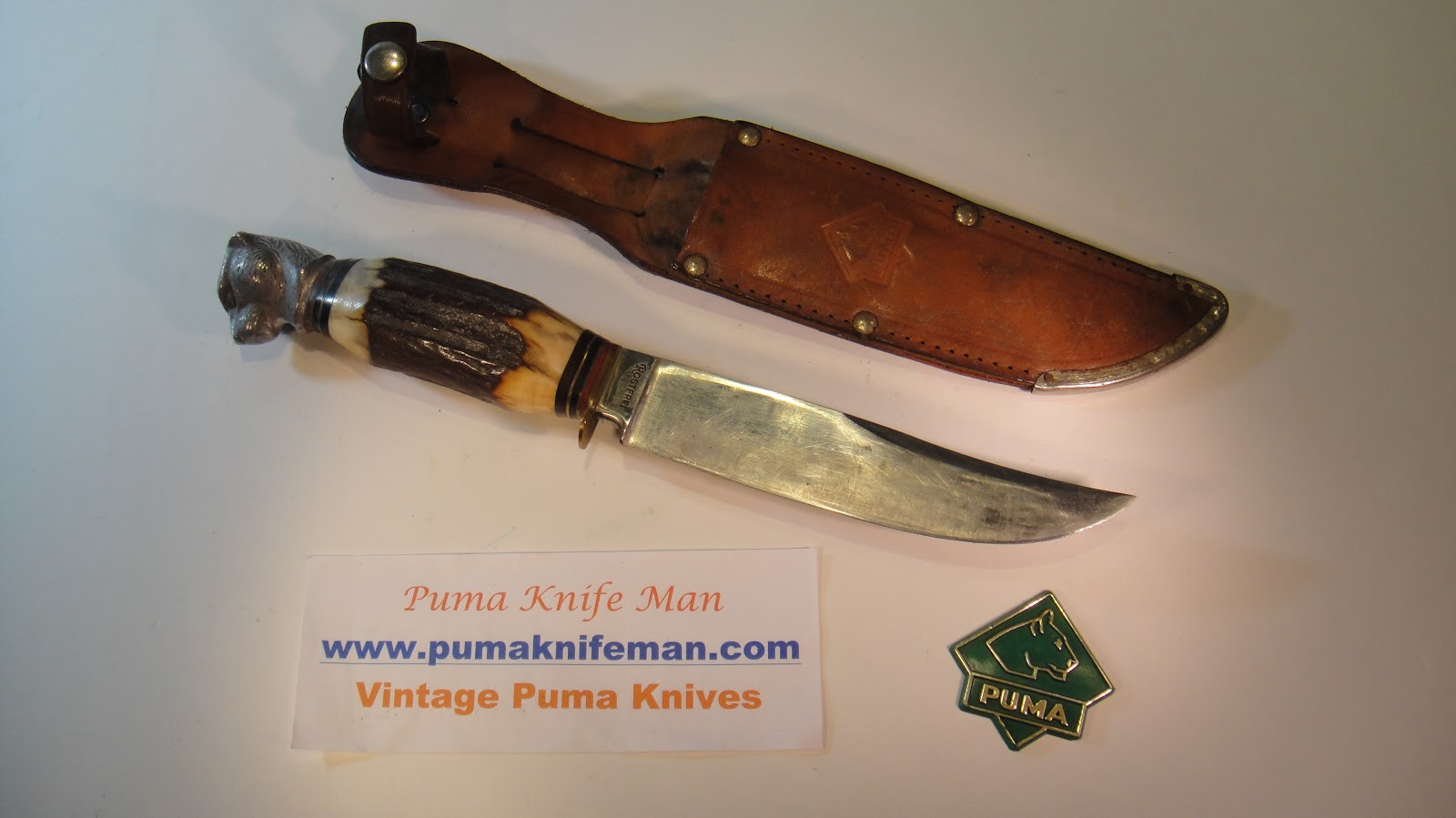 VINTAGE COLLECTIBLE PUMA KNIVES