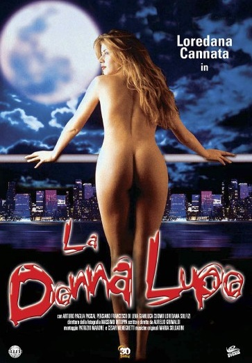 THE MAN-EATER / LA DONNA LUPO 1999  ONLINE