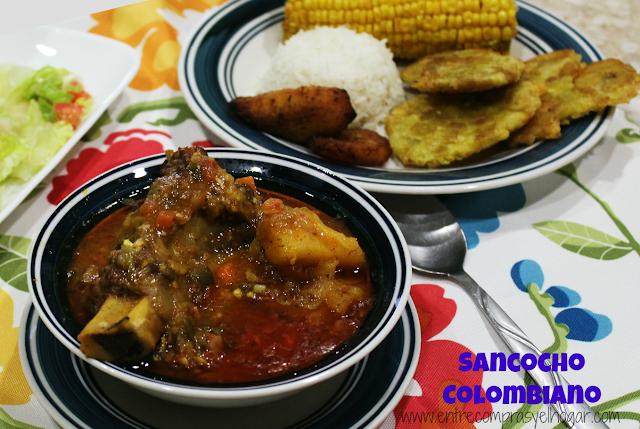Sancocho Colombiano
