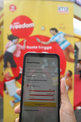 kuota roll over im3 ooredoo