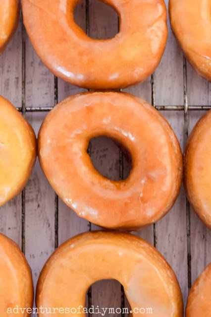 Glazed Donut Recipe