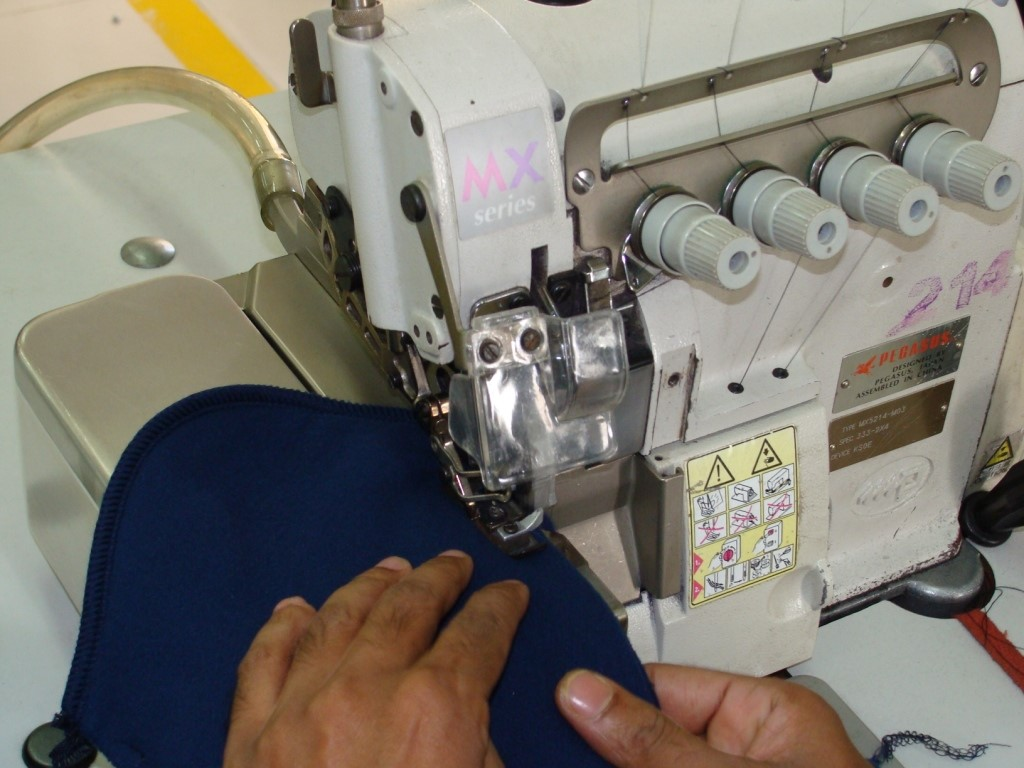 Sop For Sewing Production System