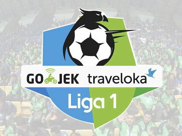 Jadwal Pertandingan Go-Jek Traveloka Liga 1 Pekan ke-5